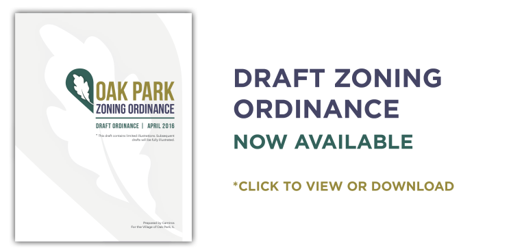 Planning Commission Draft Available Banner